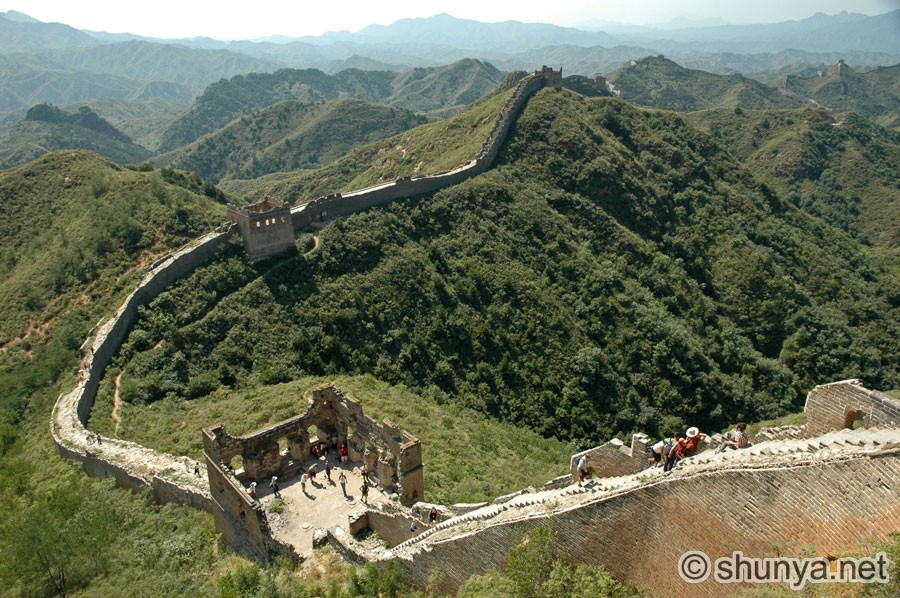 Great Wall in Shanxi - ChinaTour360.com |Datong Great Wall