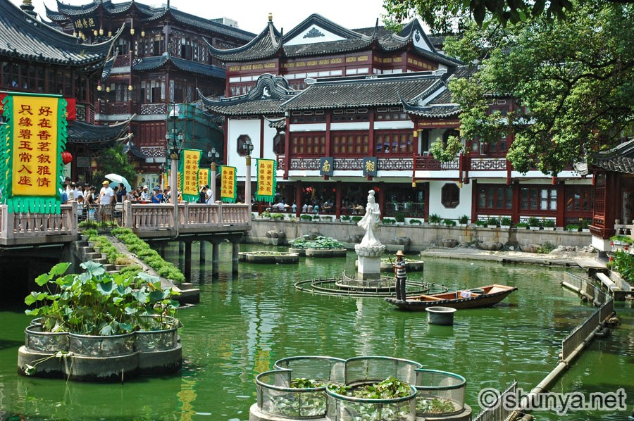 Yuyuan Garden, Shanghai, China | Shunya