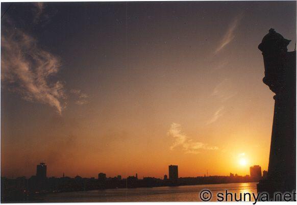 CUBA EN FOTOS Sunset2
