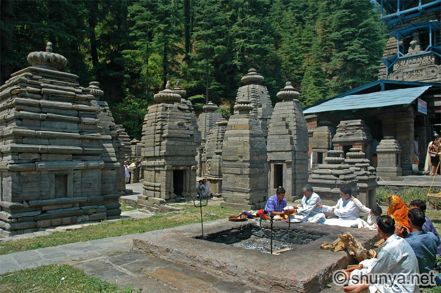 almora temple