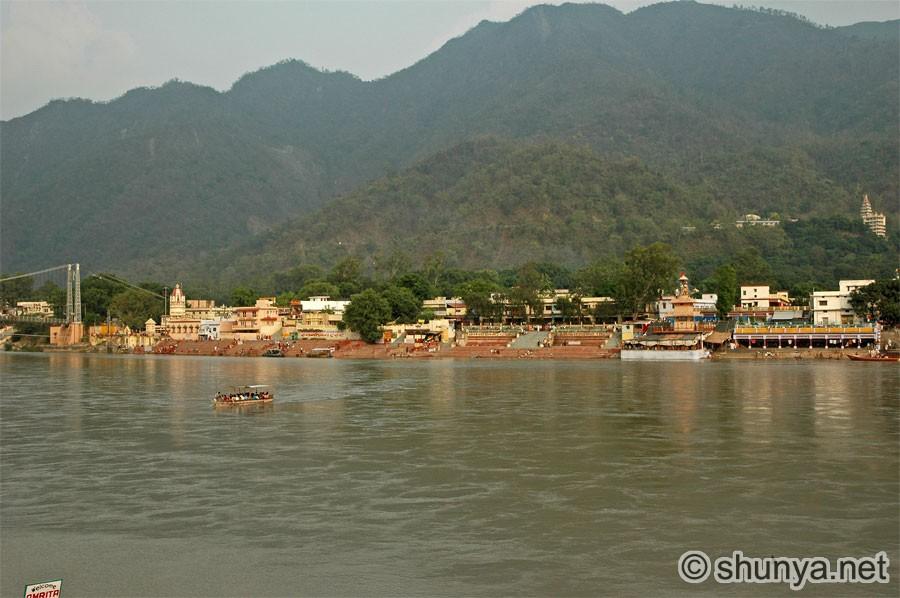 !!! Hindu pilgrimage city !!! Mail from Sam Samuel