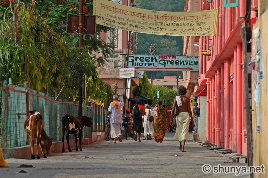 %%% Rishikesh street %%% Mail from Sam samuel