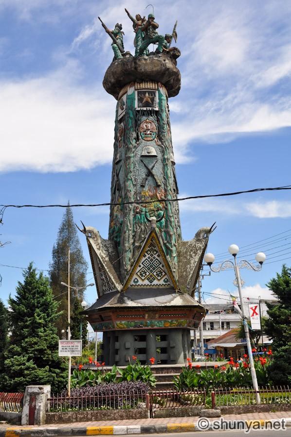 Berastagi Indonesia  City pictures : Berastagi, Indonesia