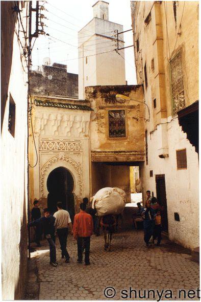 Medina de Fès