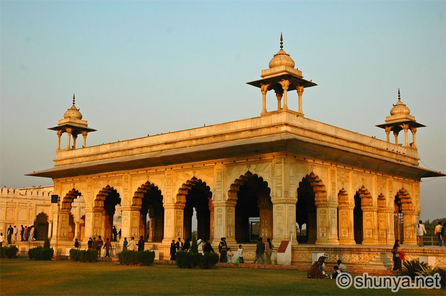 red fort new delhi information