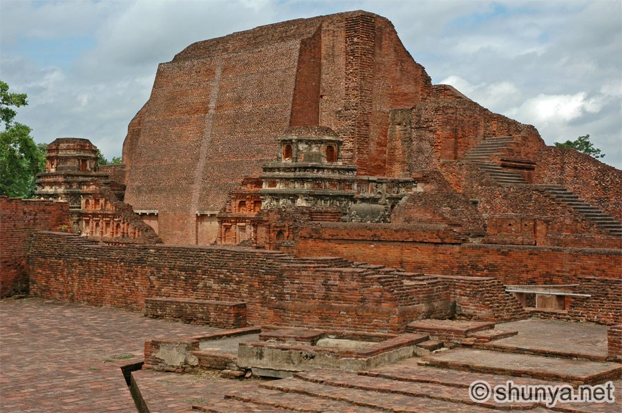 Pictures, Photos of Nalanda, India