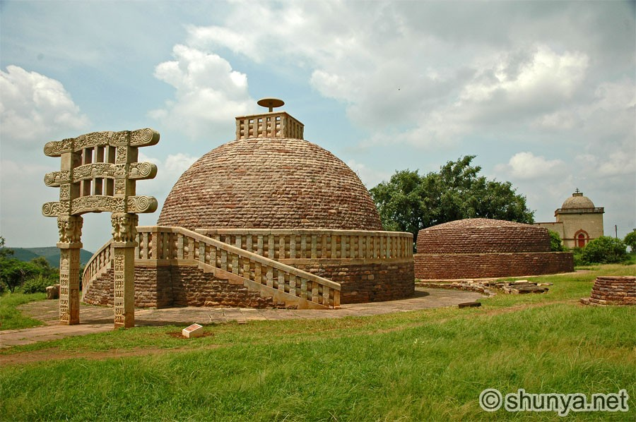 Sanchi Stupa Wallpaper Hd: Sanchi, India
