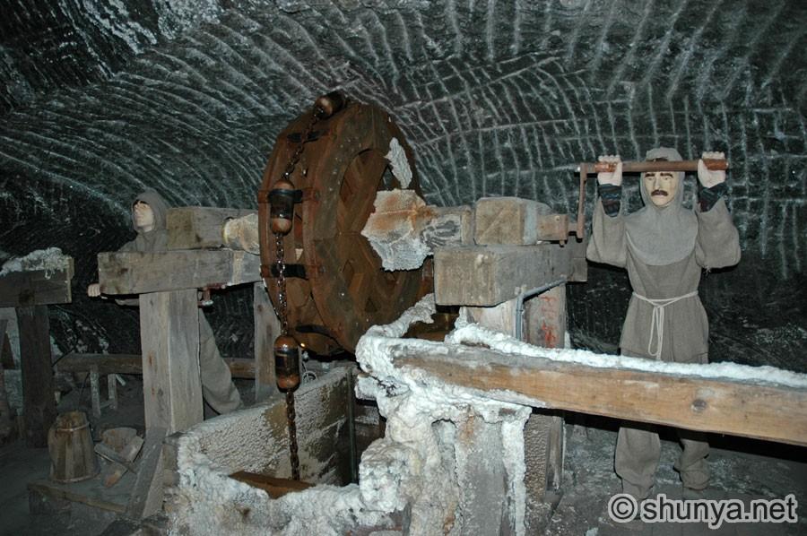Wieliczka Salt Mine Poland Shunya