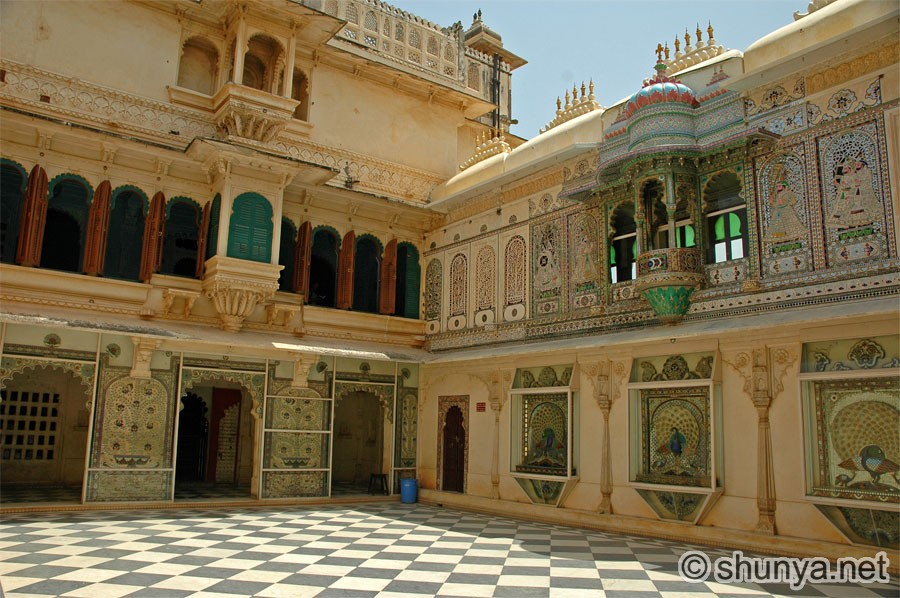 Udaipur India Shunya