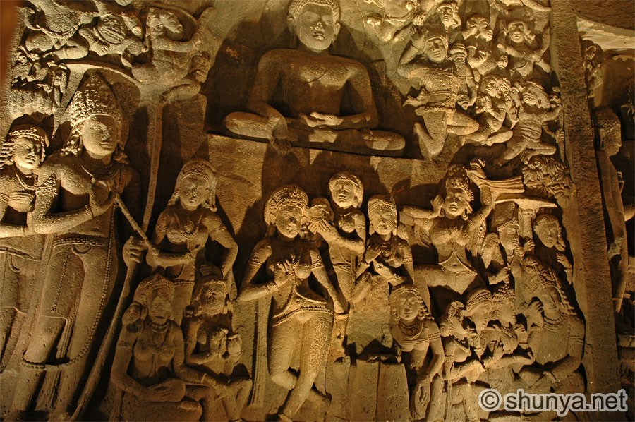 India Ajanta Cave Painting: Ajanta Caves Photos, Ajanta Caves Wallpapers, Ajanta Caves Galleries ...