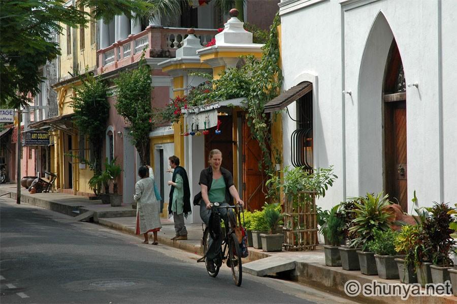Pondicherry Puducherry India Shunya