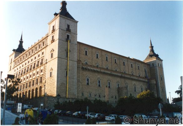 Tvrđave i dvorci Toledo-fortaleza