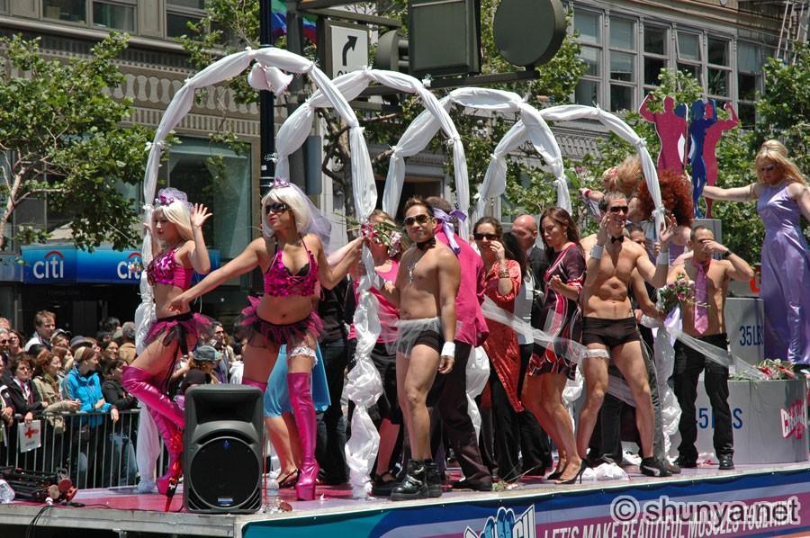 from Ezekiel san francisco 2008 gay pride parade