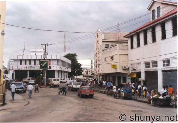 Pics of belize city