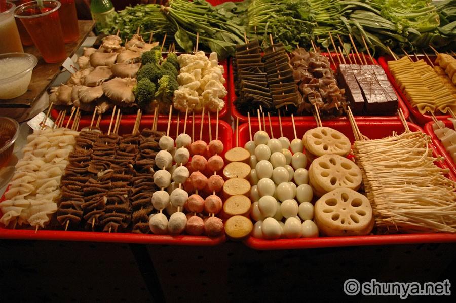 Chinese Food Scorpions