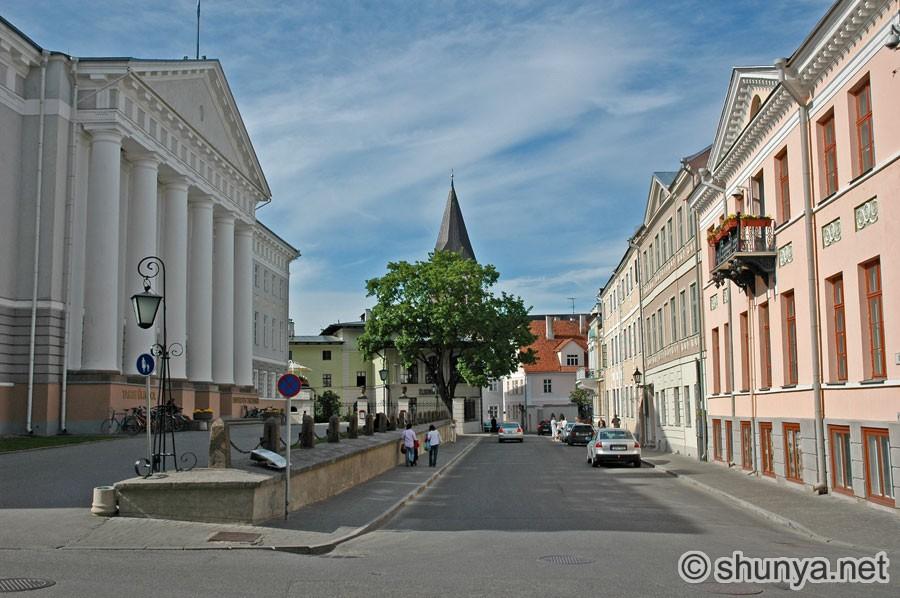 Girls in Tartu