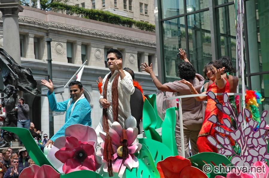 gay pride 2008 calendar